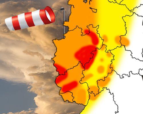 """Sturmtief """"Nannette"""" bringt Windstärke 8 bis 12!  Nachdem Tief """"Mirja"""" am Donnerstag (17.11.) und Freitag (18.11.) verbreitet für starke bis stürmische Böen gesorgt hat, zieht am Sonntag (20.11.) ein neues Sturmtief auf. """"Nannette"""" ist der Name des Tiefs, welches besonders dem Westen Deutschlands dann Böen der Windstärken 8 bis 12 bringen wird.  https://news.unwetter24.net/sturmtief-nannette-bringt-windstaerke-8-bis-12/  #Orkan #Sturm #Unwetter #Wetter"""