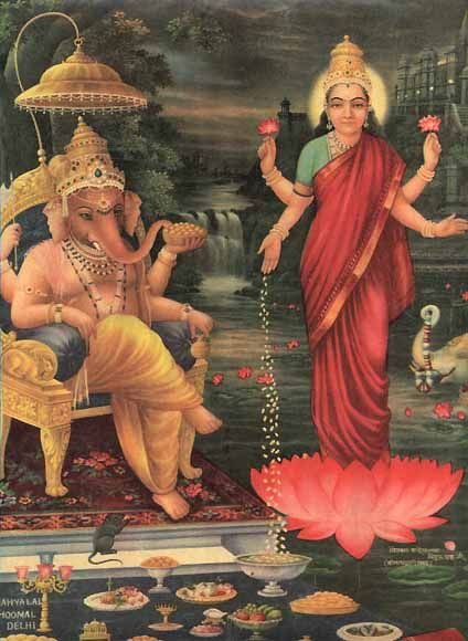Ganesh & Laksmi Devi~Please help us with our Hearts greatest desire.