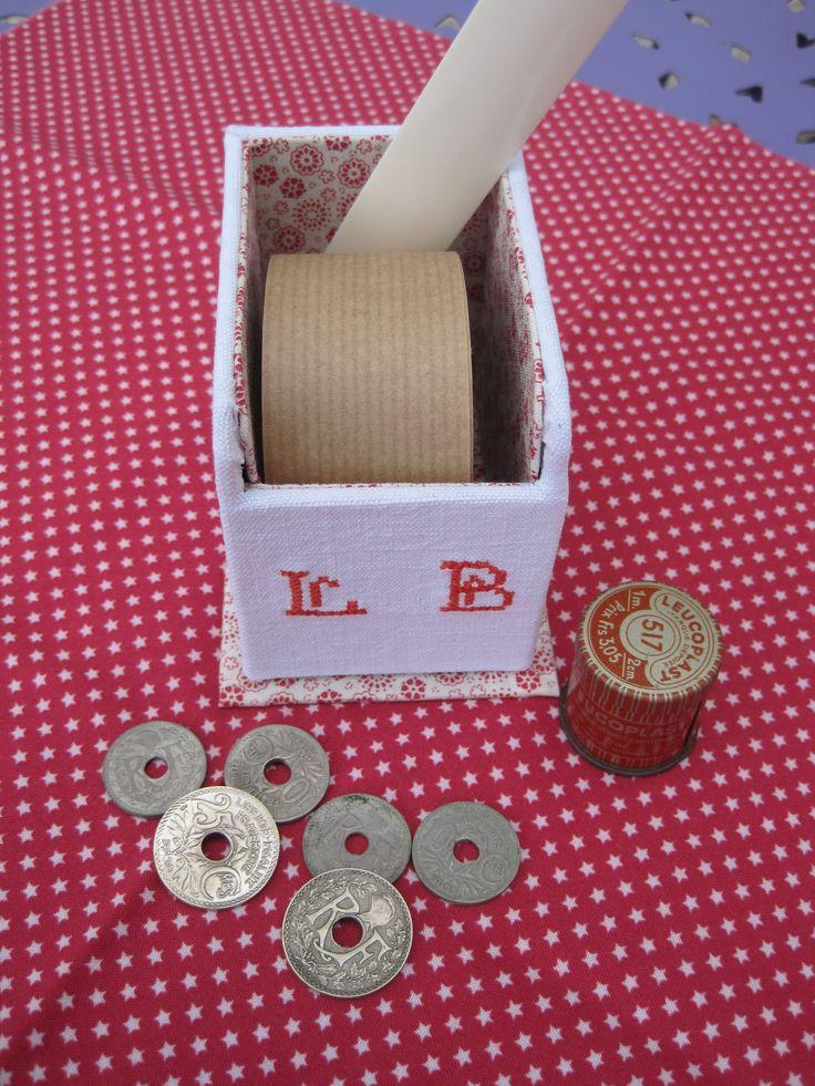Cartonnage pour outils à cartonnages