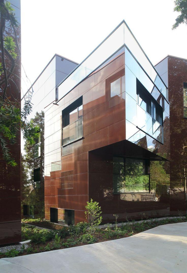 Gigon guyer architekten housing complex zollikerstrasse zurich architecture design - Wachter wachter architekten ...