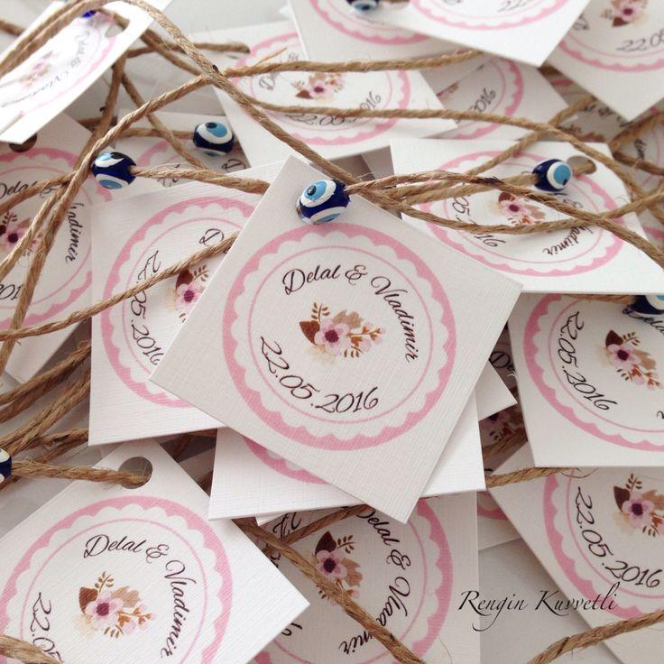 Nikah Şekerleri / Wedding Candy