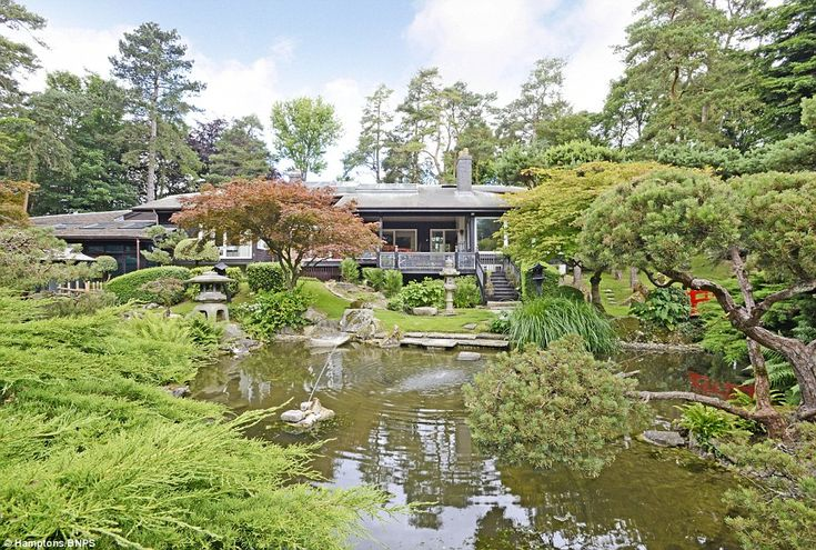 The £2 million price tag for the house in east Hertfordshire boasts a Japanese garden once called 'one of the best and most sympathetically kept gardens in the country'