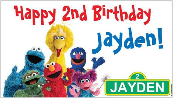 Beautiful, full colour, personalized banner! A beautiful showpiece for your childs birthday and a wonderful keepsake. Dimensions: 3 x 1.6