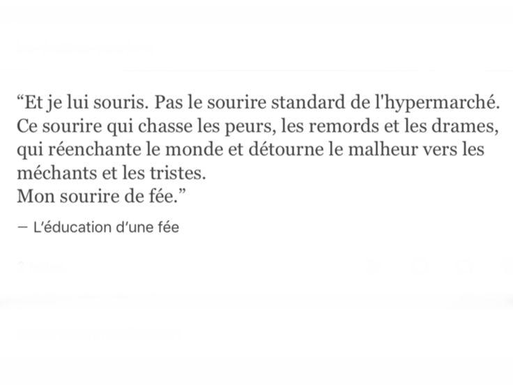 """Didier Van Cauwelaert. """"Je lui souris. Pas le sourire standard de l'hypermarché ..."""""""