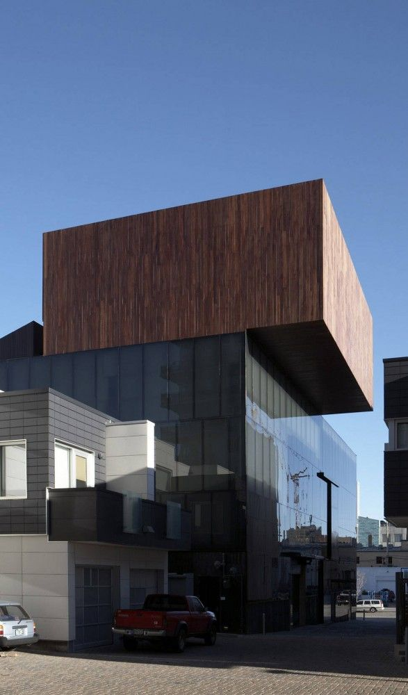 Museum of Contemporary Art / Adjaye Associates