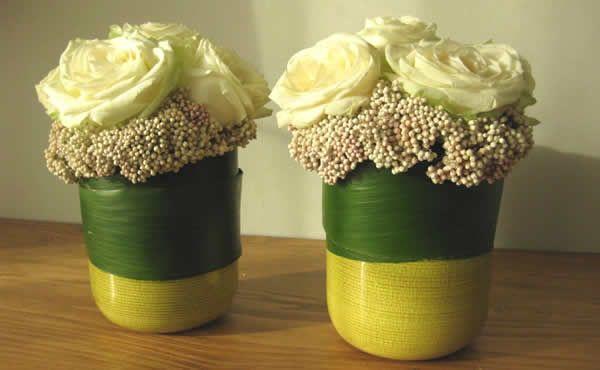 bloemschikken met avalancerozen