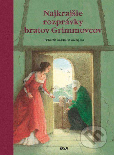 NAJKRAJSIE ROZPRAVKY BRATOV GRIMMOVCOV Obsahuje najkrajšie rozprávky bratov Grimmovcov. Títo slávni nemeckí bratia začali zachraňovať ľudové rozprávky na začiatku 19. storočia a zasvätili ich zbieraniu celý život...