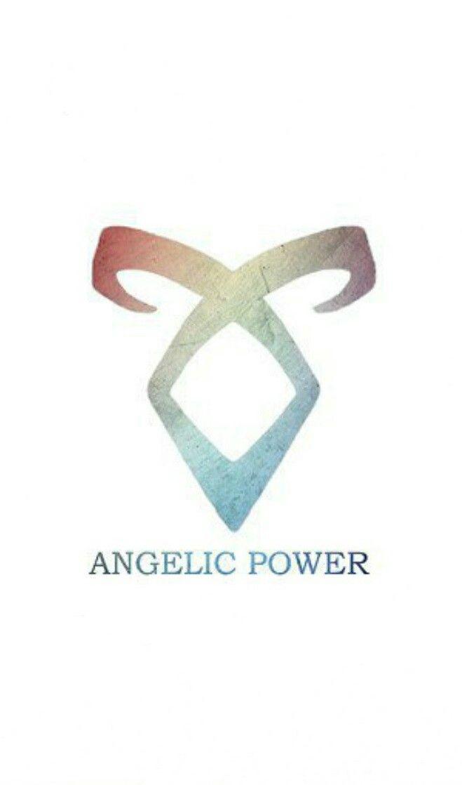 Shadow Hunters Rune Angelic power
