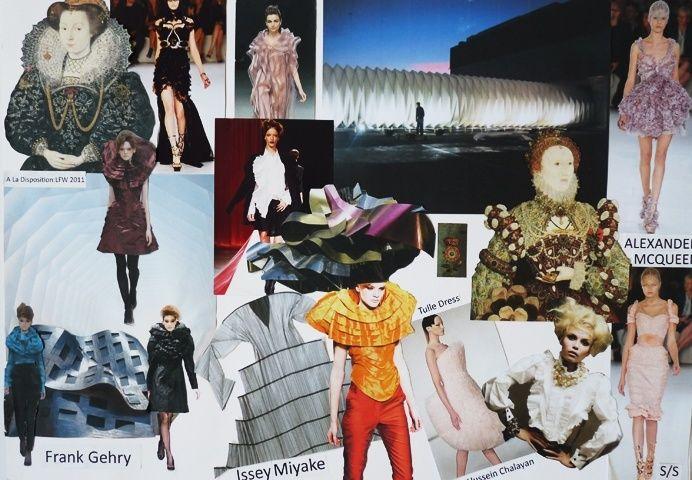Модные Настроение Доски - Лондон Искусство Портфолио