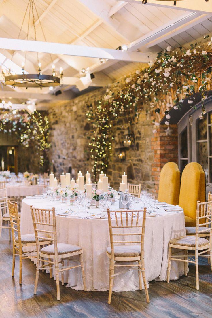 Pastel Rustic Barn Wedding at Ballymagarvey Village