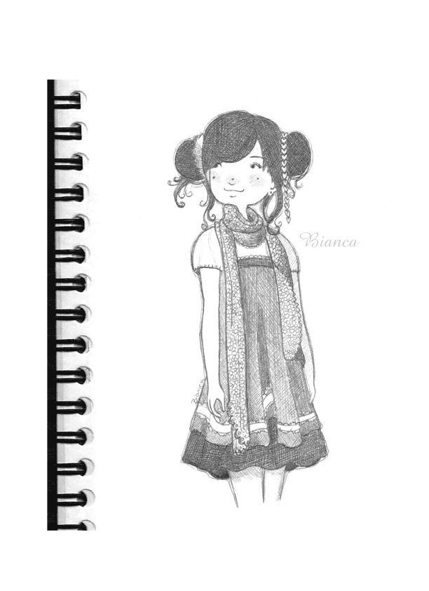 mori girl picture fan art