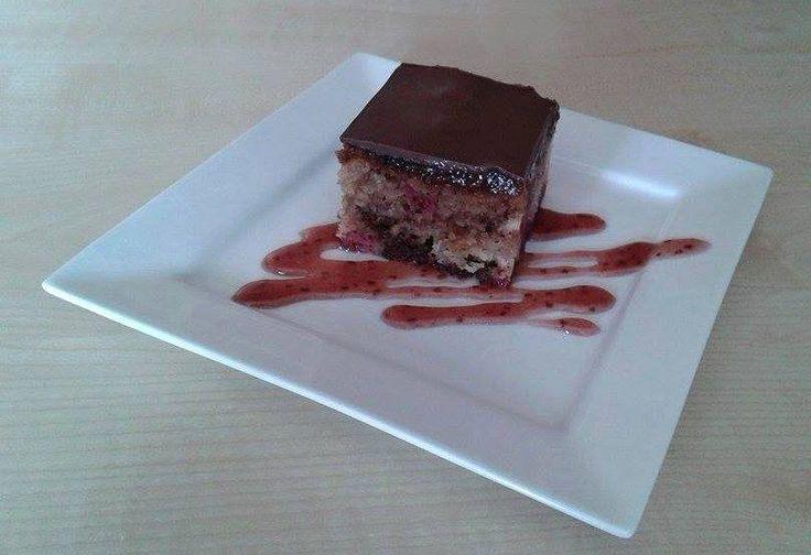 Rýchly a šťavnatý koláč
