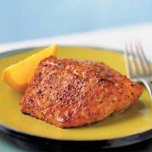 Sweet Orange Salmon Recipe
