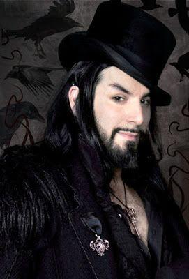 The Spooky Vegan: Creepmas Carols from Gothic Maestro Aurelio Voltaire