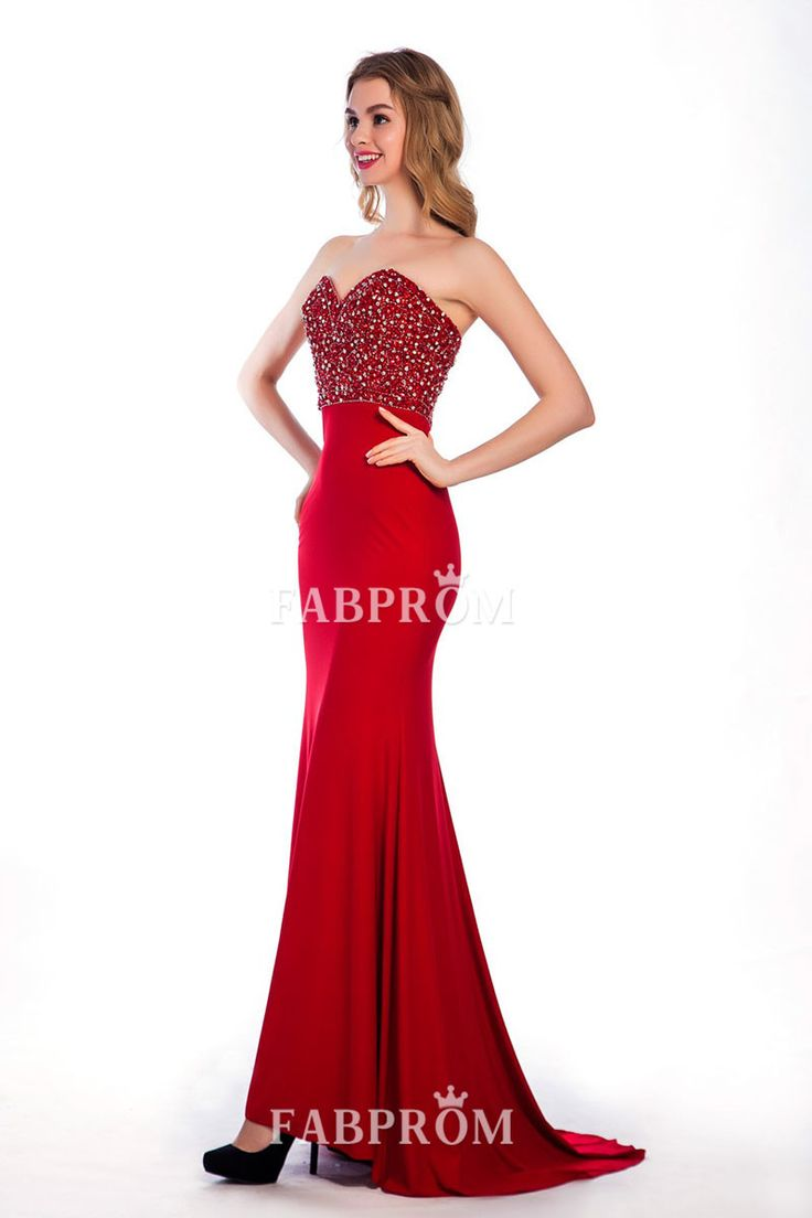 17  images about PROM DRESSES on Pinterest - Satin- Mermaids and ...