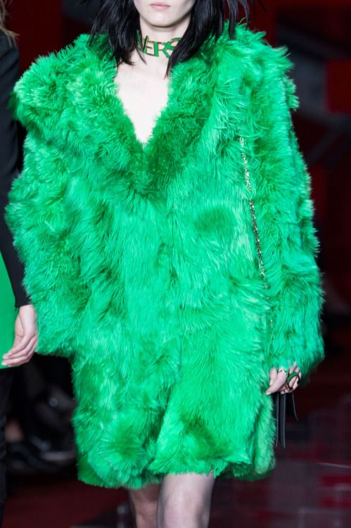 """ Versace F/W 2015 """