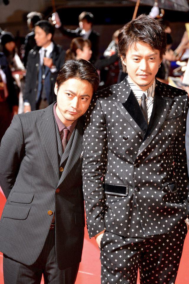 Yamada Takayuki x Oguri Shun