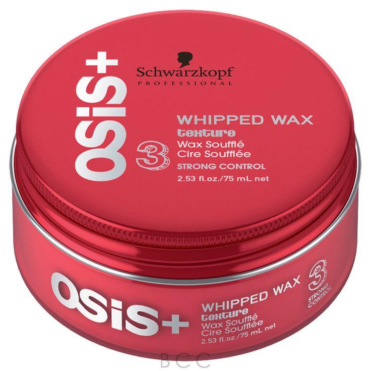 Schwarzkopf OSiS+ Whipped Wax