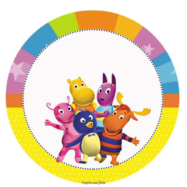 Backyardigans -Tag2