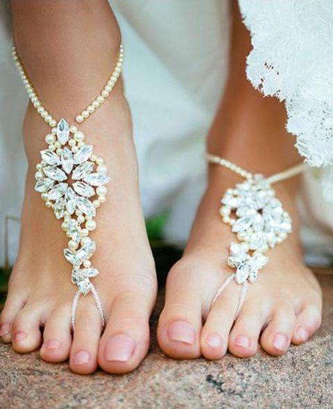50 best Beach Wedding Sandals images on Pinterest Beach sandals