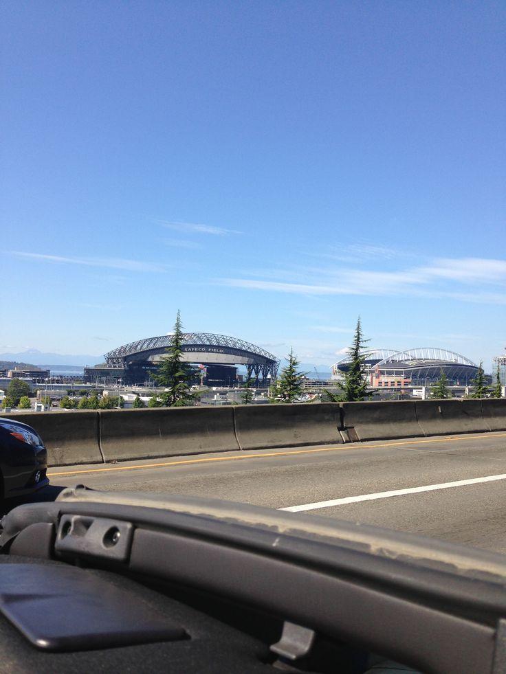 Safeco Field & CenturyLink Field