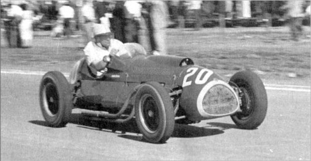 #20 Alan Brown (GB) - Cooper T20 (Bristol 6) 9 (12) Cooper Car Co