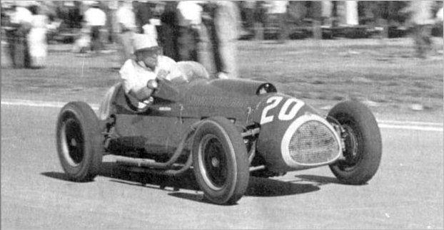 #20 Alan Brown (GB) - Cooper T20 (Bristol 6) 9 (12) Cooper Car Co