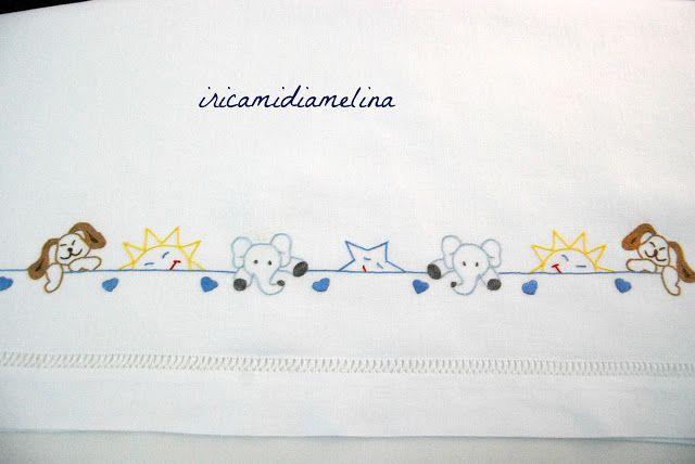 iricamidiamelina: embroidery