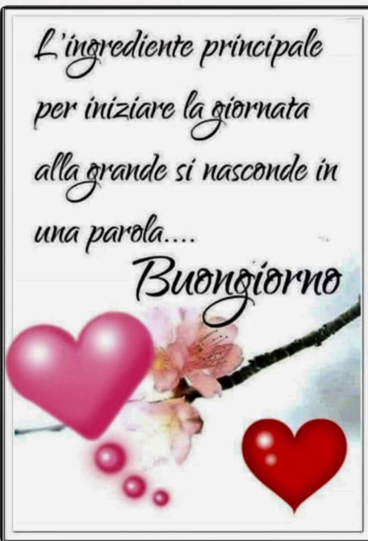 Souvent 2916 best Sms buongiorno. images on Pinterest | Creative, Dreams  IA88