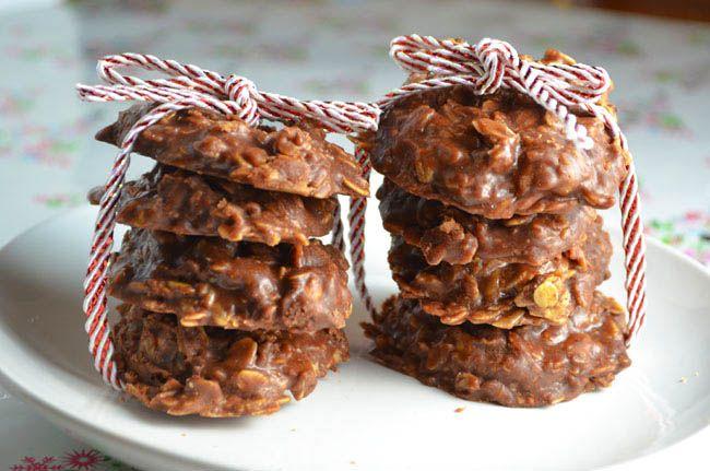No Bake Nutella Cookies | eat dessert first | Pinterest
