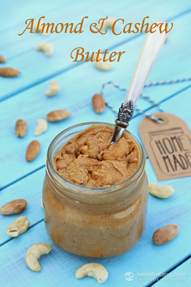 Explore Our Latest PostsAlmond & Cashew Butter