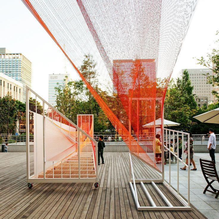 Gallery of Autumn Art Breeze at Sejong Art Center / Boundaries architects - 6