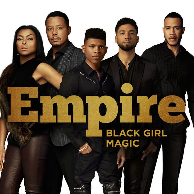 Black Girl Magic (feat. Sierra McClain) - Single by Empire Cast on Apple Music
