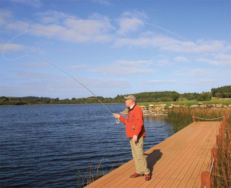 Fishing at Lough Erne Resort
