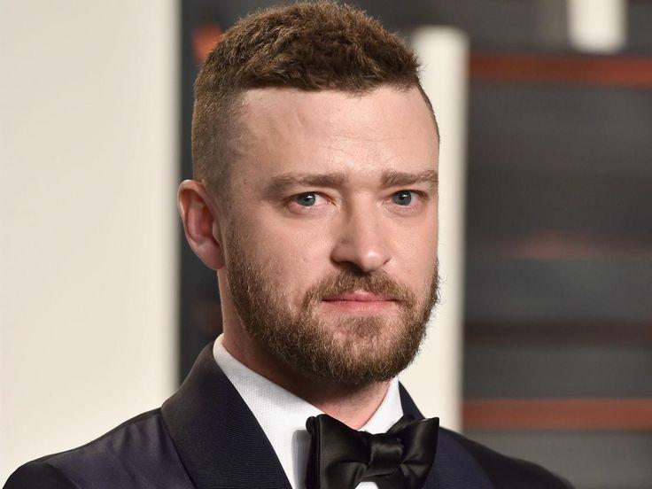 Justin Timberlake Haarschnitt - Frisuren Trends | Männer ...