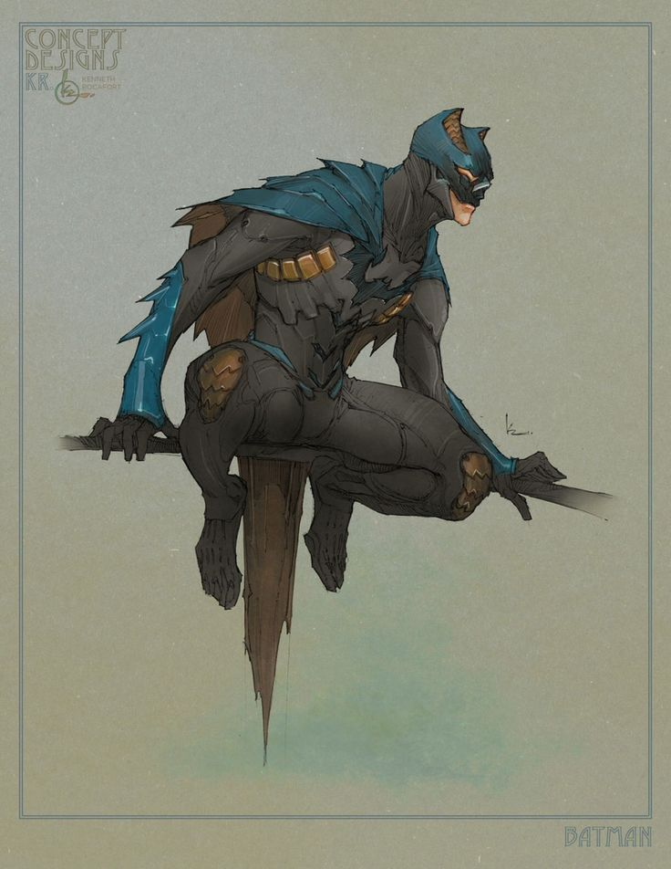 Justice League Redesigns - Album on Imgur