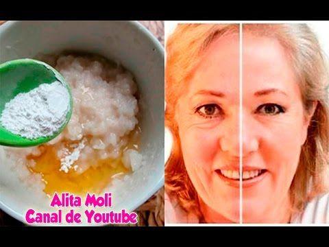 Vieja Receta japonesa: haz esto una vez a la semana y te verás 10 años más joven - YouTube