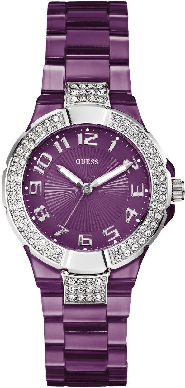 Guess Women's Watch #U95198L4 - watches womens designer, watches for sale womens, stainless steel watches womens