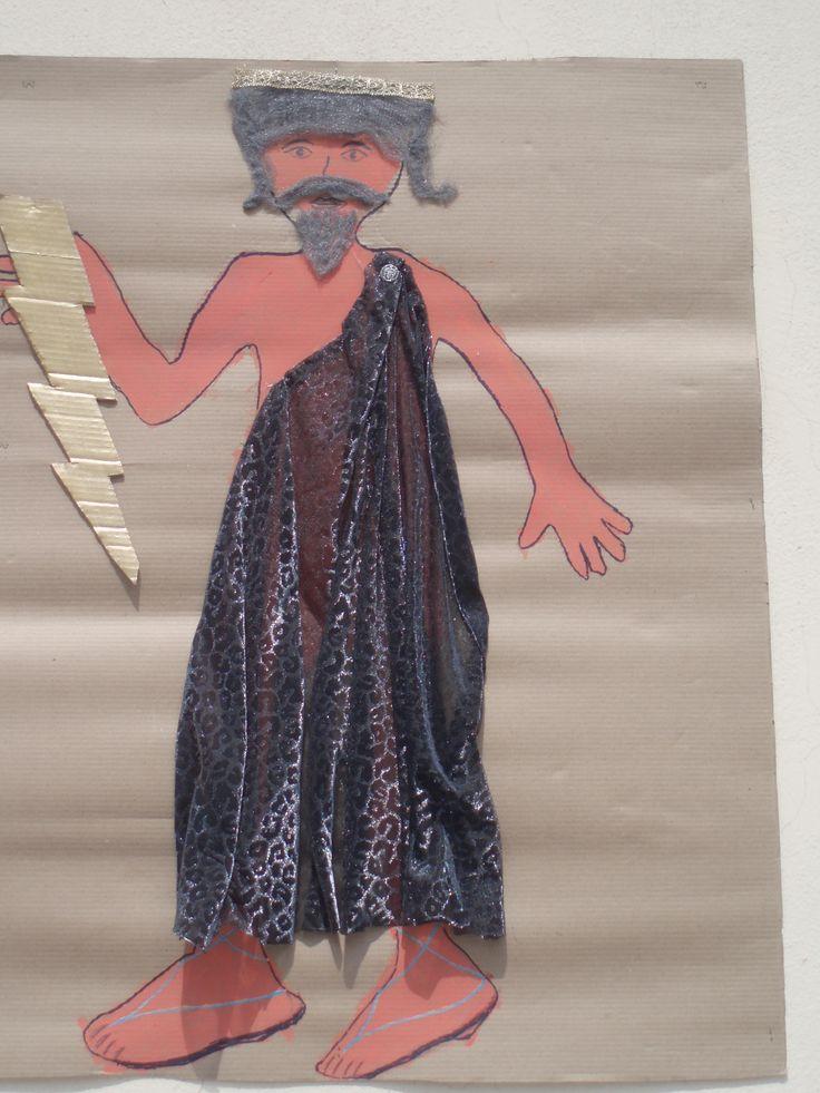ΔΙΑΣ(λεπτ. μαλλιά από σύρμα κατσαρόλας) από Μένια Παπουτσή