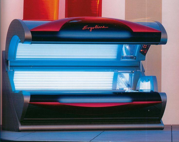 Cama solar Ergoline 600 50 tubos + 4 faciales