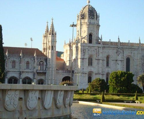 Monastero dos Jerónimos a Lisbona