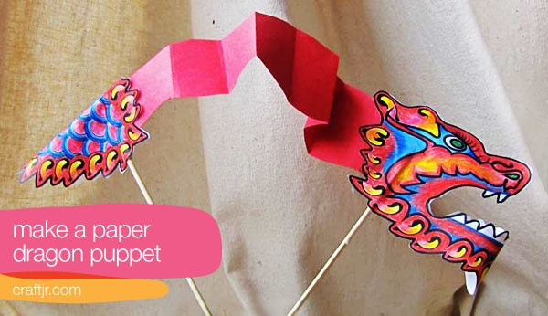 Craft Activities For Chinese New Year