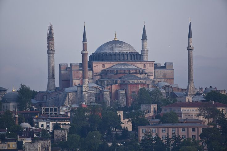 Did you know that magical Istanbul, home of Hagia Sophia, is built along the Bosphorus where Europe meets Asia? #Celestyalcruises #Istanbul #Turkey #magical #travel