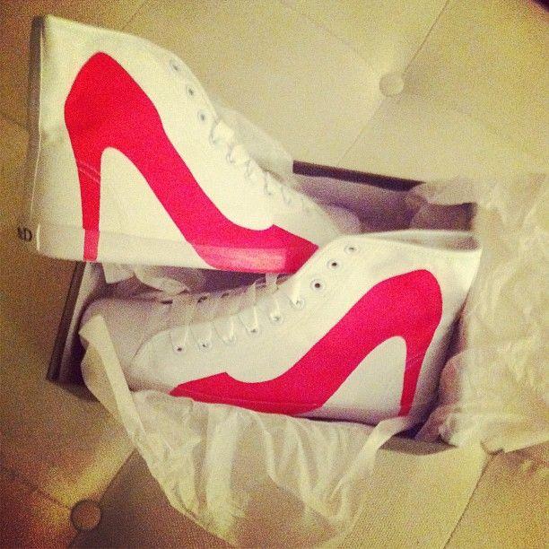 Sneaker Heels :)