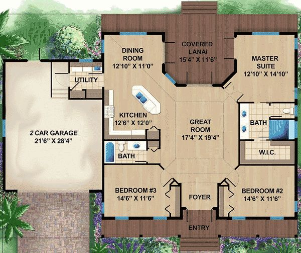 Beach House Floor Plans 4 bedroom beach house plans photo 3 Plan 66333we Florida Beach House With Cupola