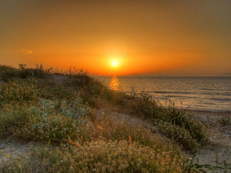 Dune, Platamona.