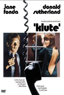 A small-town detective searching for a missing man has only one lead: a connection with a New York prostitute. Director: Alan J. Pakula  Writers: Andy Lewis, David P. Lewis  Stars: Jane Fonda, Donald Sutherland