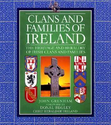 Illustrated in full color with coats of arms and clan tartans as well as photographs of the Irish landscape.