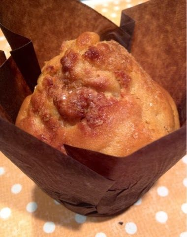 Muffins de Manzana con Toque de Canela - Secretos de Pastelero