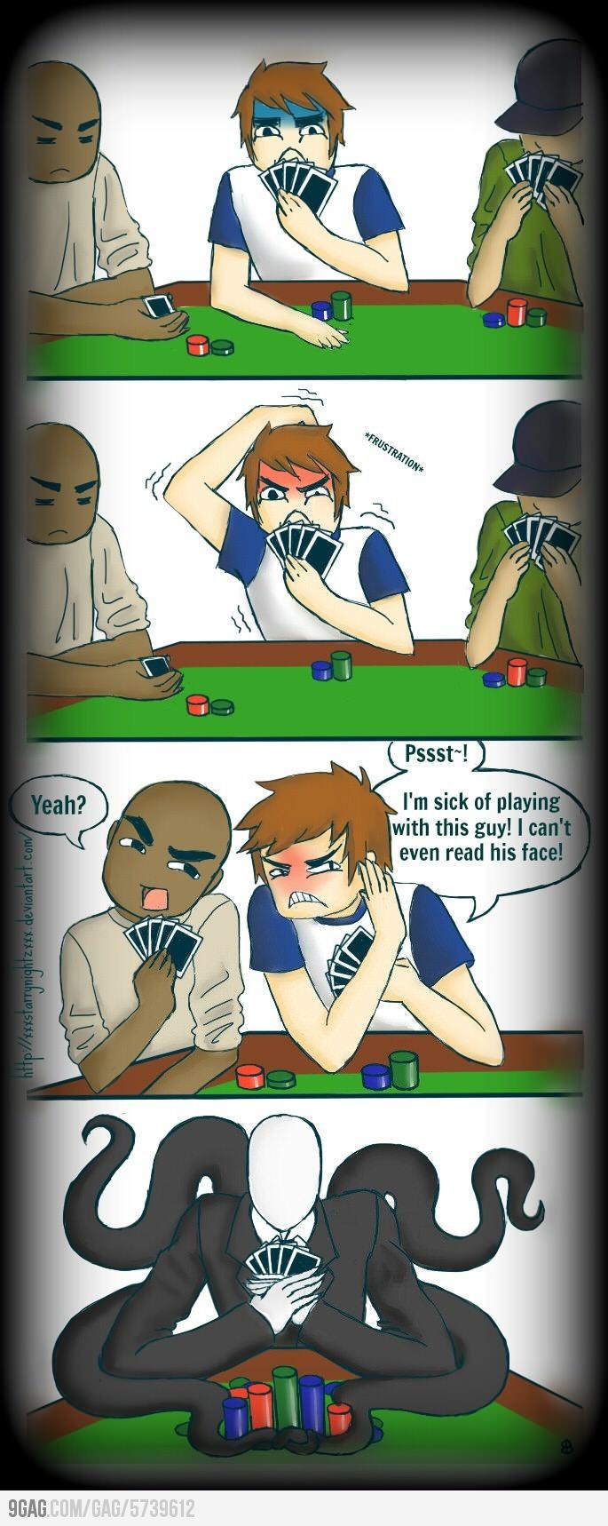 Pokerfaceless